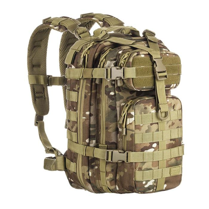 Mochila Tactical - Modelo Assault Multicam