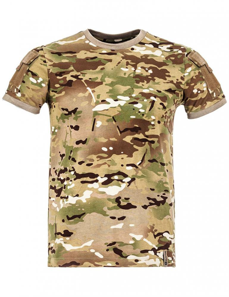 T-SHIRT ARMY MULTICAM